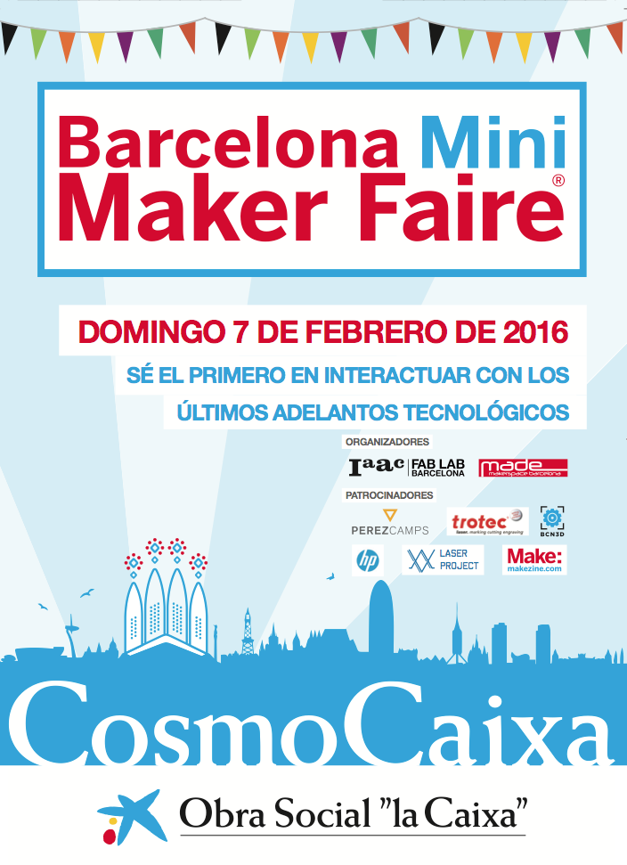 mini maker faire 2016