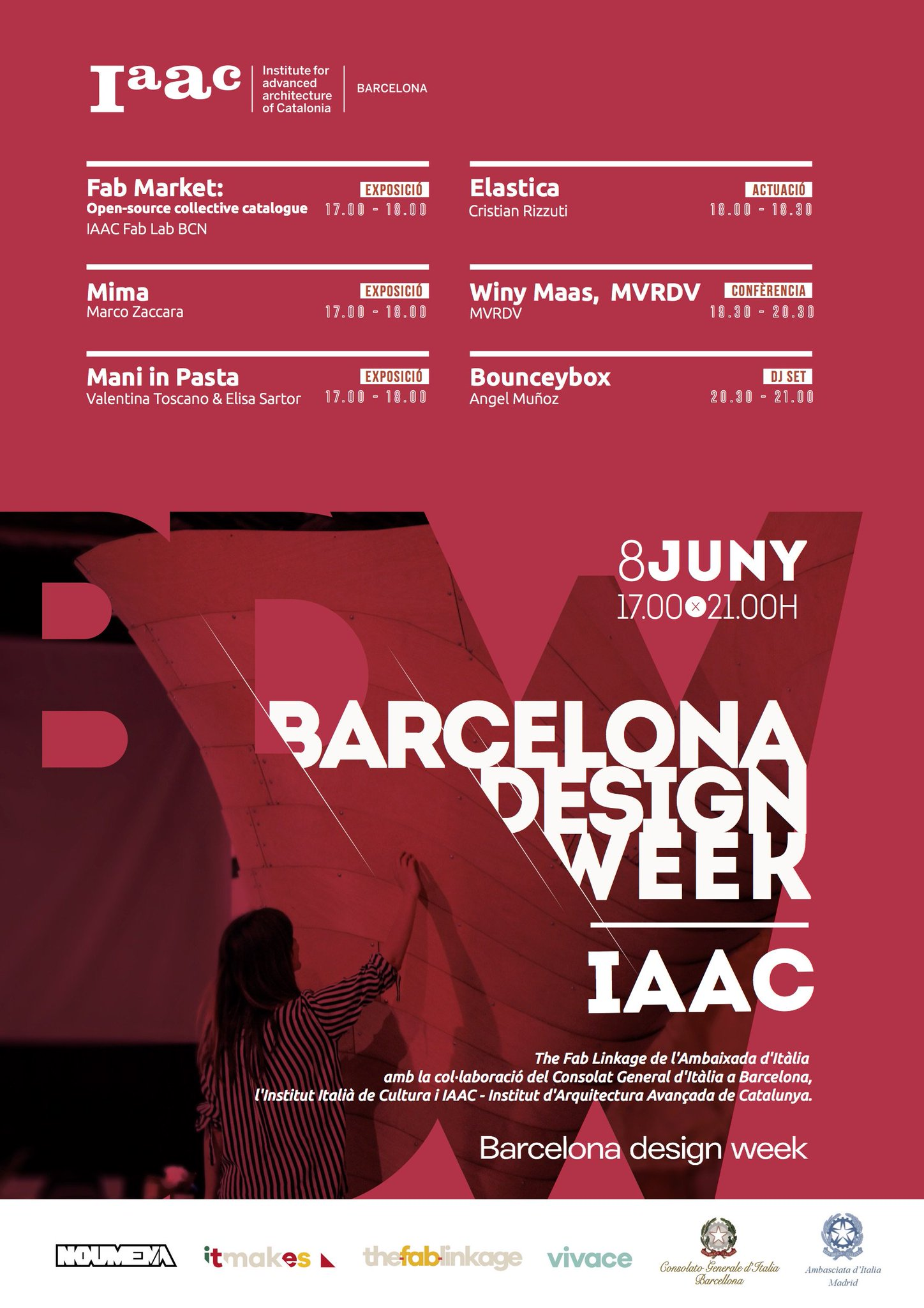 Barcelona design week 2017 transforming society bounceybox for Design week 2017